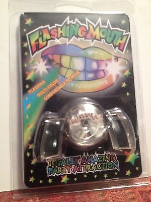 Flashing Mouth Lights - Jokes, Gags and Pranks - Great Flashing Mouth Gag - Great Halloween Pranks