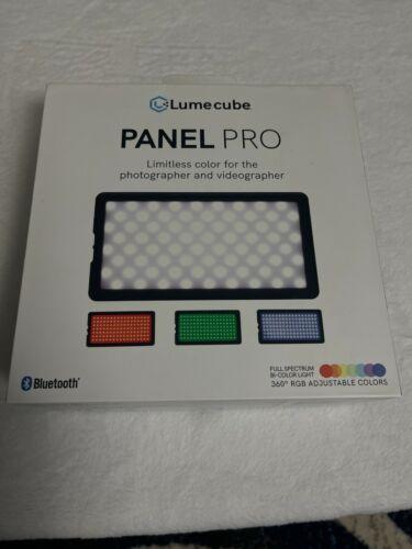 Lume Cube - Panel Pro RGB LED Light -Black