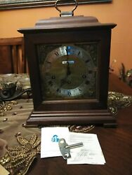 VINTAGE SETH THOMAS MANTLE CLOCK please read.....