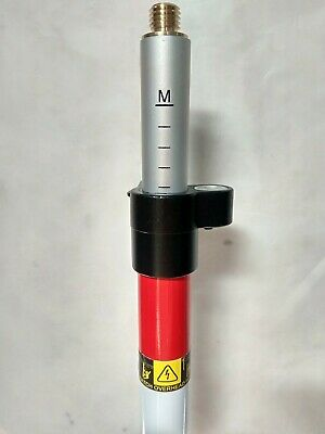 Prism Pole Reflector For Surveying Total Station Topcontrimbleleicasokkia