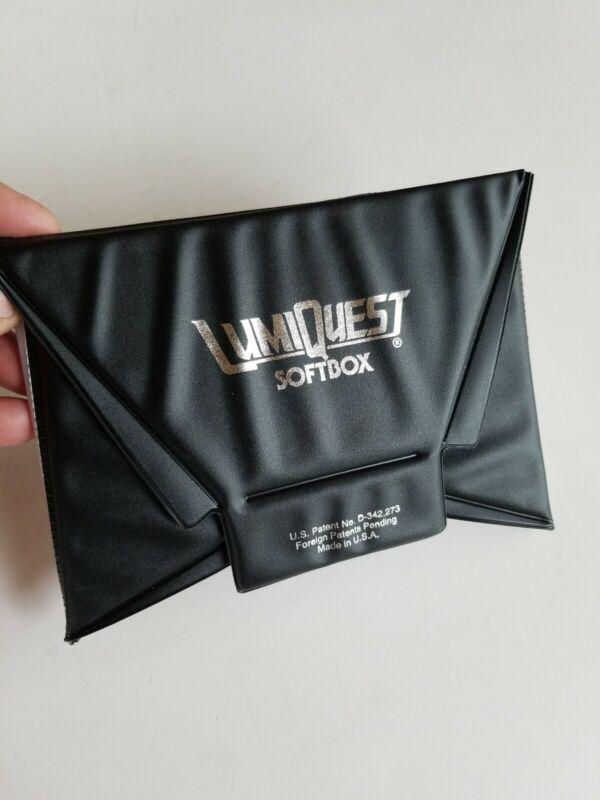 LumiQuest Softbox photo flash diffuser accessory