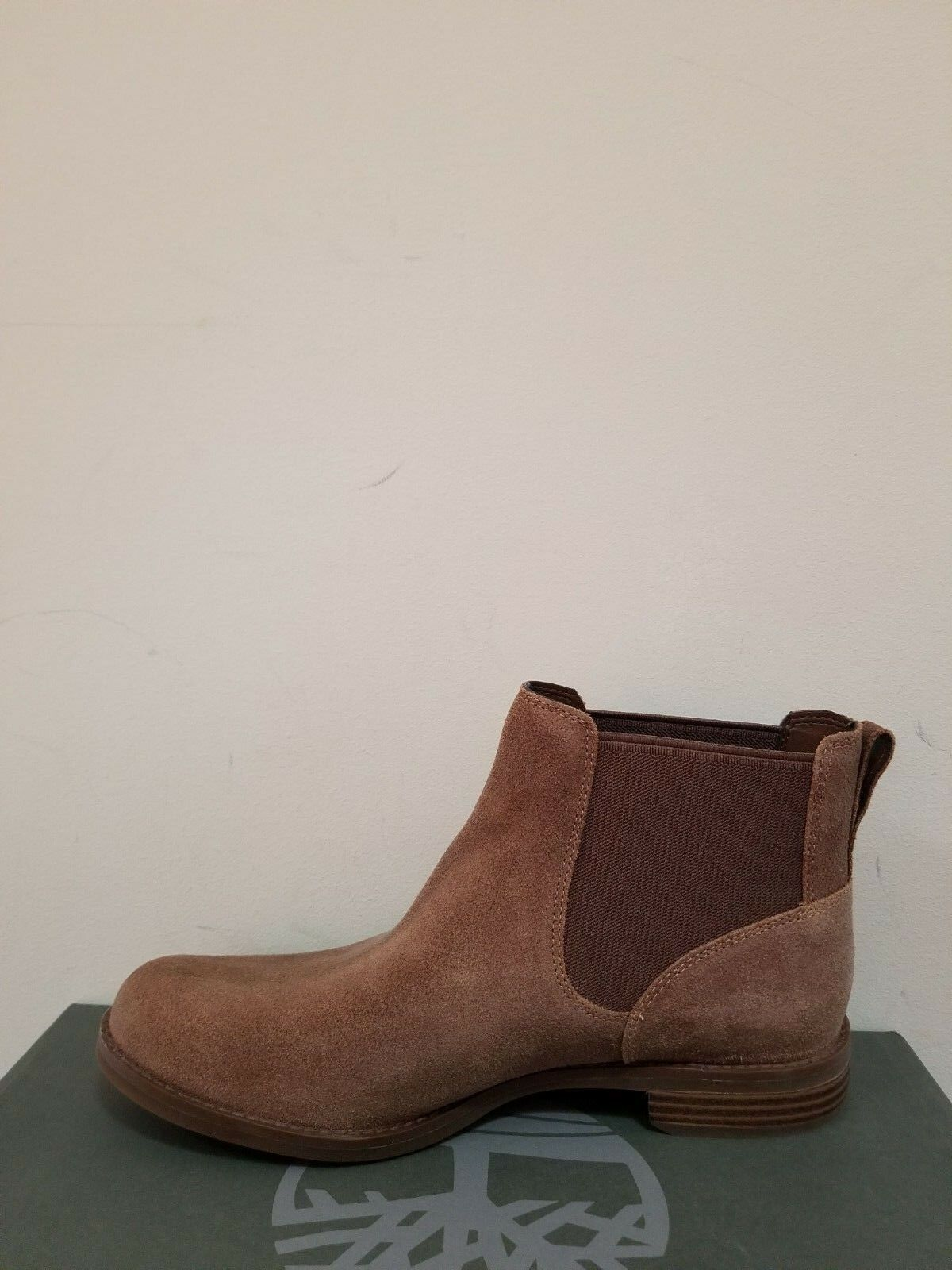 Timberland Women's Magby Chelsea Ankle Boots NIB 1