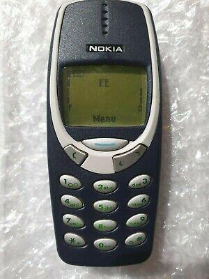 Nokia 3310 - MINT CONDITION - Unlocked Mobile Phone - UK Warranty - Free Sim