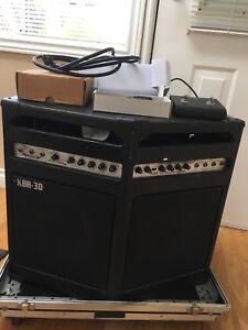 Motion Sound KBR-3D keyboard amp and leslie
