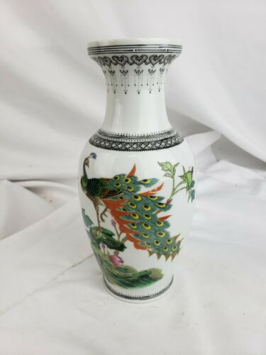 Nice old chinese marked vase, great details