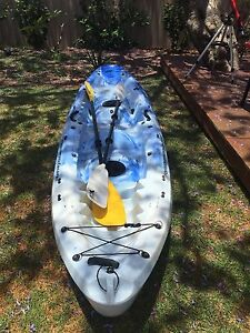 Kayak Rivervale Belmont Area Preview