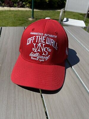 Vans Hat Cap Red Starter