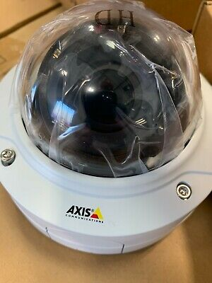 Axis P3227-lve Dome Network Camera Pn 0886-001