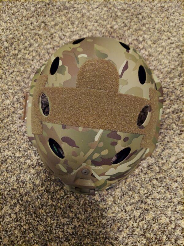 Mutlicam Tactical Helmet