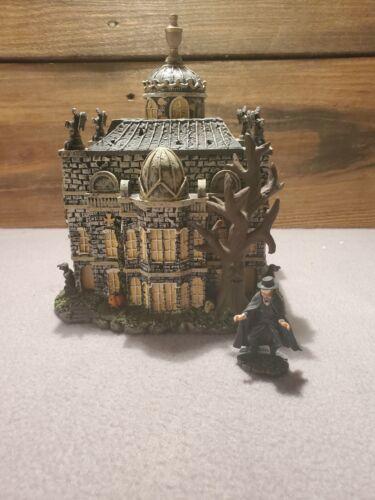 HAWTHORNE VILLAGE Universal Monsters THE PHANTOM PARIS OPERA HOUSE COMPLETE NIB