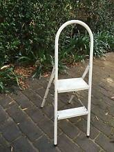 step ladder; metal West Ryde Ryde Area Preview
