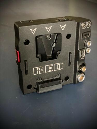 Red Camera DSMC2 V-Lock I/O Expander