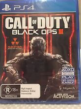 PS4 COD black ops 3 and Star Wars battlefront new Sutherland Sutherland Area Preview