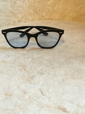 Zenni Optical Black Cateye Frames