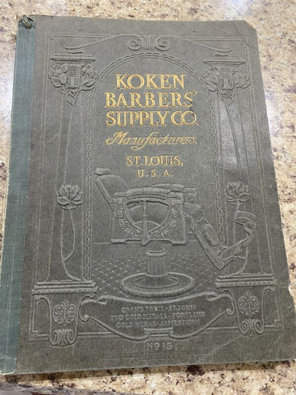 antique koken barber chair And Catalog