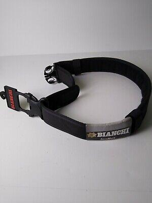 Bianchi Accumold Black Ergotek Duty Belt 48-50 7955 New