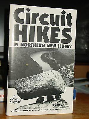 State Park In New Jersey (Circuit Hikes In Northern New Jersey, State Parks & Forests, Geology, Maps)