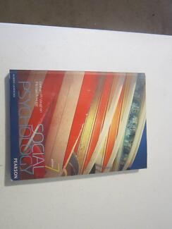 Social psychology vaughan hogg textbooks gumtree australia social psychology fandeluxe Choice Image