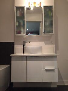 Modern Vanity Set