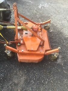 Finishing Mower Honeywood Brighton Area Preview