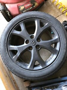 "225/50R17 rims ::: 17"" rims ::: wheels and tires"
