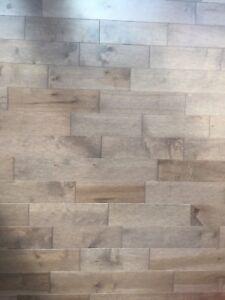 Hardwood approx 200 sq ft - $500