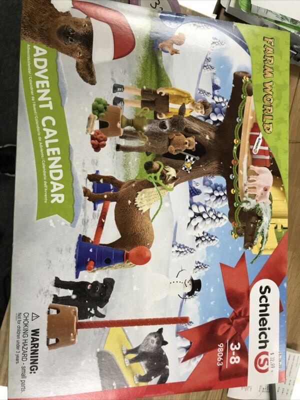 SCHLEICH 98063 Advent Calendar
