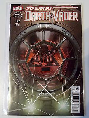 Star Wars : Dart Vader #2 Salvador Larroca Variant Comic Graphic Novel