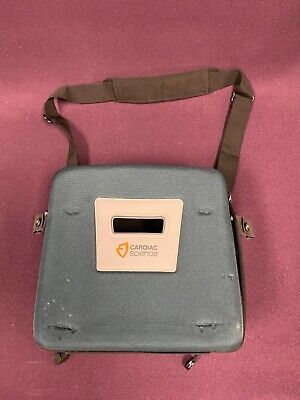 Cardiac Science Aed Powerheart G3 Soft Carry Case With Strap