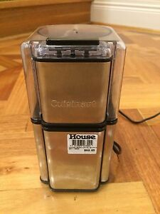 Cuisinart coffee grinder Norwood Norwood Area Preview