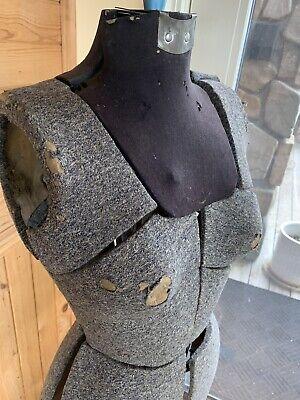 Antique Vintage Dress Form Mannequin Adjustable
