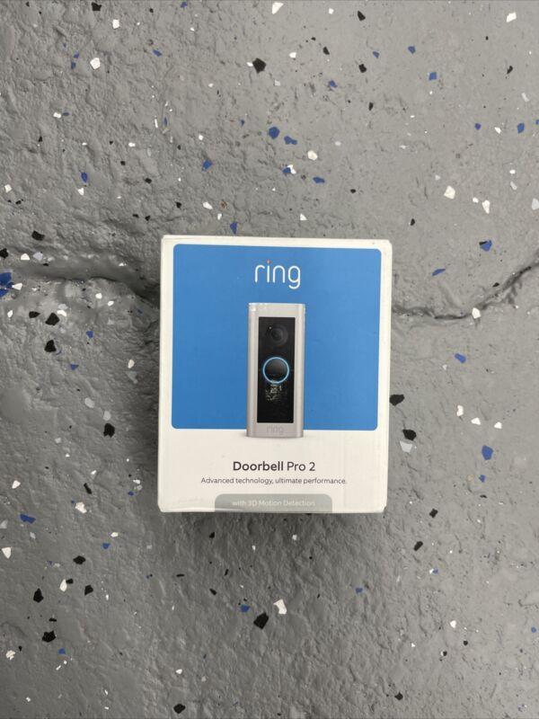 Ring 88LP000CH000 Video Doorbell Pro 747046 B0822