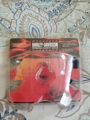 Harley Davidson Motorcycle Safety Sun Glasses Indooroutdoor Tinted Lens