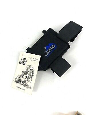 Jandd Stem small bag Cycling Bike Pouch Accessory Carrier NWT (I7)