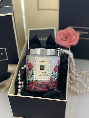 - JO MALONE SCENTED CANDLES 200g Hand painted from JoMalone special event