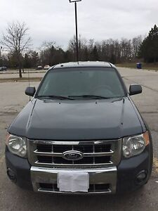 2008 Ford Escape AWD For Sale e-tested fully loaded SUV