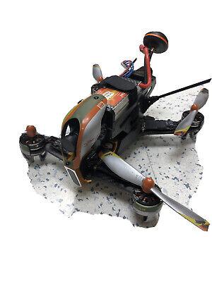 Walkera F210 3D FPV Carbon Fiber Racing Drone Quadcopter RTF w/ Devo 7 Air