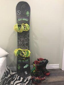 Men's snowboard