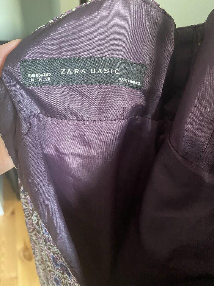 Langes Seidenkleid von Zara in Berlin - Pankow