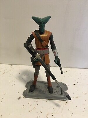 Star Wars The Clone Wars El-Les 3.75 Inch