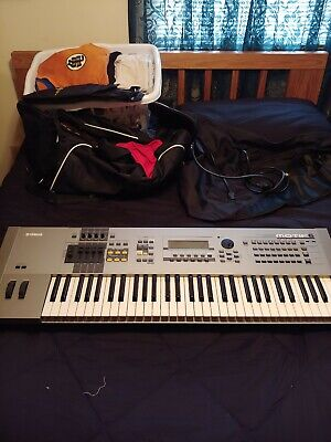 Yamaha Motif 6 With Expansion Boards