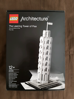 LEGO Architecture The Leaning Tower of Pisa 21015 - Brand New