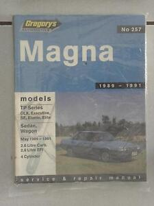 257 Gregory's Magna Workshop Manual Narangba Caboolture Area Preview