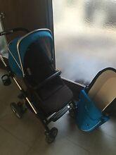 Silver cross stroller Bell Post Hill Geelong City Preview