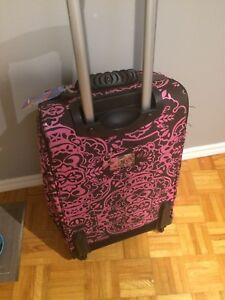Foxy jeans expandable luggage
