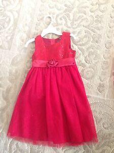 Size 4t newberry Christmas Dress