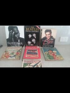 Elvis, Beatles and other books
