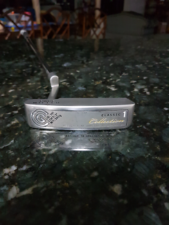 Golf Left Handed Cleveland Classic 1 Collection Putter Mens