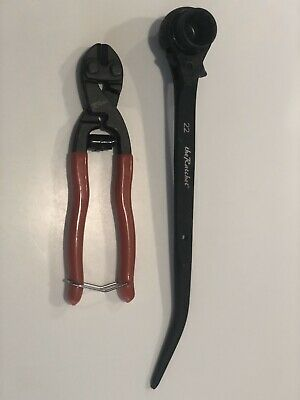 Theratchet Scaffold Wrench 3.0 Mini Wire Cutter Combo