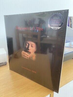 Jozef Van Wissem - Only Lovers Left Alive OST - MONDO Ltd/300...